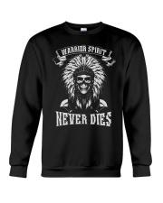 Warrior Spirit Never Dies Crewneck Sweatshirt tile