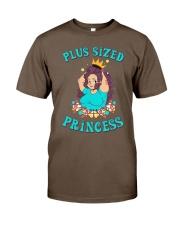Plus sized princess Classic T-Shirt front