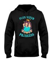 Plus sized princess Hooded Sweatshirt thumbnail