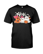 Hey Boo Classic T-Shirt front