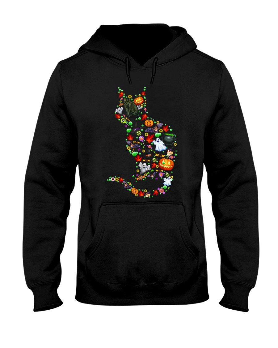 Cat Lovers Hooded Sweatshirt