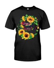 Hippie Heart Gypsy Soul Classic T-Shirt front