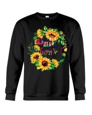 Hippie Heart Gypsy Soul Crewneck Sweatshirt tile