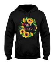Hippie Heart Gypsy Soul Hooded Sweatshirt tile