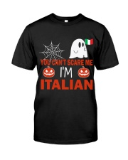 You can't scare me i'm Italian Premium Fit Mens Tee thumbnail