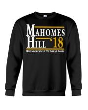 Mahomes Hill 18 Crewneck Sweatshirt tile