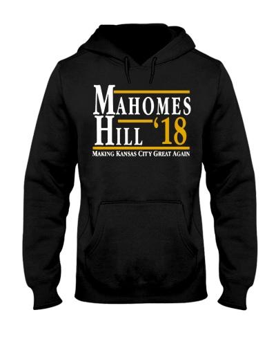 Mahomes Hill 18