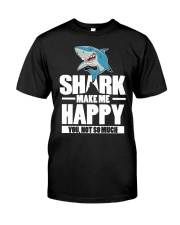 Shake make me happy  Classic T-Shirt front