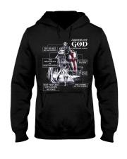 Armor Of God Ephesians Hooded Sweatshirt tile