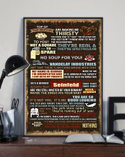 For Real Fans 11x17 Poster lifestyle-poster-2