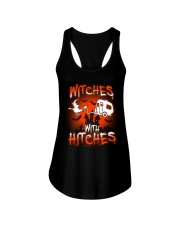 Witches with hitches Ladies Flowy Tank tile