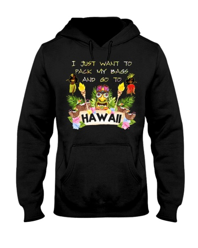 I just want to pack my bags and go to hawaii