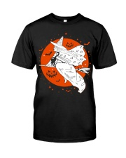The Witches Moon Halloween  Premium Fit Mens Tee tile