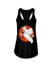 The Witches Moon Halloween  Ladies Flowy Tank tile