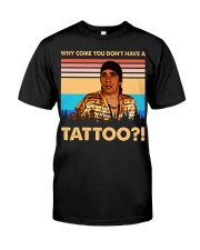 Funny Tshirt For Real Fan Classic T-Shirt front
