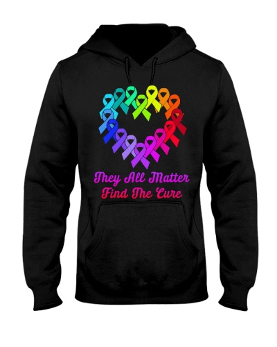 They all matter find the cure