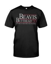 Beavis Butthead 20 Classic T-Shirt front