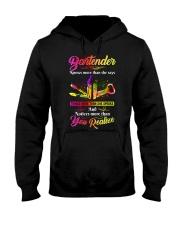 Bartender Knows More Than  Hooded Sweatshirt tile