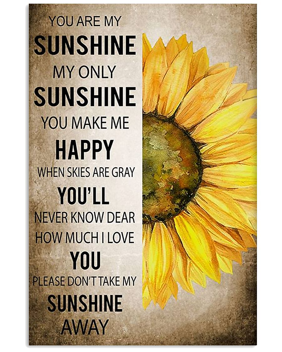 You are my sunshine 11x17 Poster