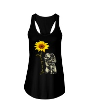 Father and Son Ladies Flowy Tank tile