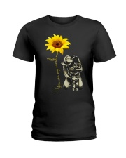 Father and Son Ladies T-Shirt tile