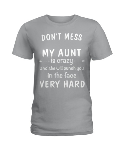 Don't mess my aunt