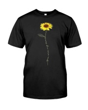 You're My Sunshine Hippie Sunflower  Classic T-Shirt front