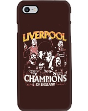 Liverpool - Champion of England Phone Case thumbnail