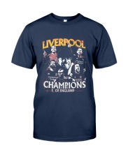 Liverpool - Champion of England Classic T-Shirt front
