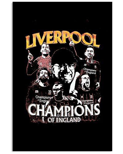Liverpool - Champion of England