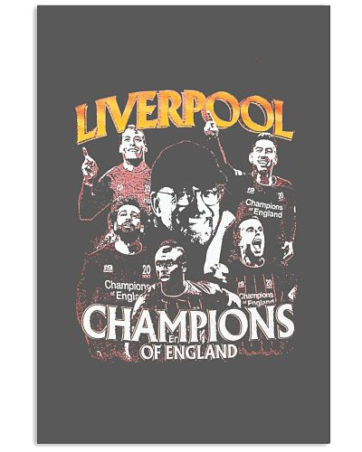 Liverpool - Champion of England