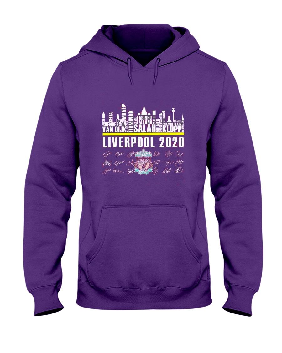 LIVERPOOL SIGNATURE Hooded Sweatshirt