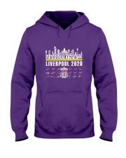 LIVERPOOL SIGNATURE Hooded Sweatshirt front