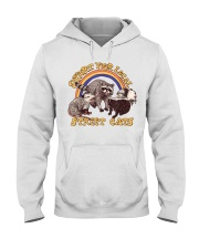 Support Your Local Street Cats Hooded Sweatshirt thumbnail
