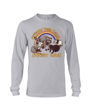 Support Your Local Street Cats Long Sleeve Tee thumbnail