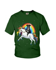 Sweet Unicorn Pitbull  Youth T-Shirt thumbnail