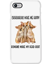 Chihuahua Make Me Happy Phone Case thumbnail