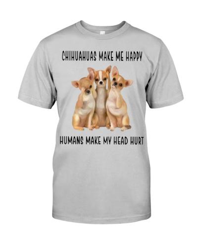 Chihuahua Make Me Happy