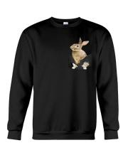 Rabbit Pocket Crewneck Sweatshirt thumbnail