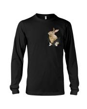 Rabbit Pocket Long Sleeve Tee thumbnail
