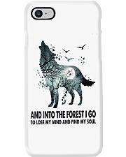 Wolf Soul  Phone Case thumbnail