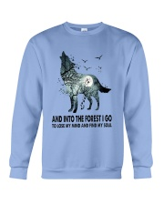 Wolf Soul  Crewneck Sweatshirt thumbnail