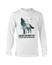 Wolf Soul  Long Sleeve Tee thumbnail