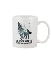 Wolf Soul  Mug thumbnail