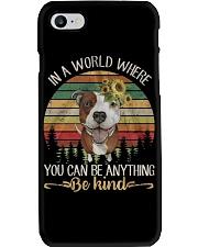 Pitbull Kind Phone Case thumbnail