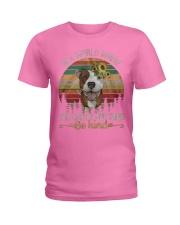 Pitbull Kind Ladies T-Shirt thumbnail