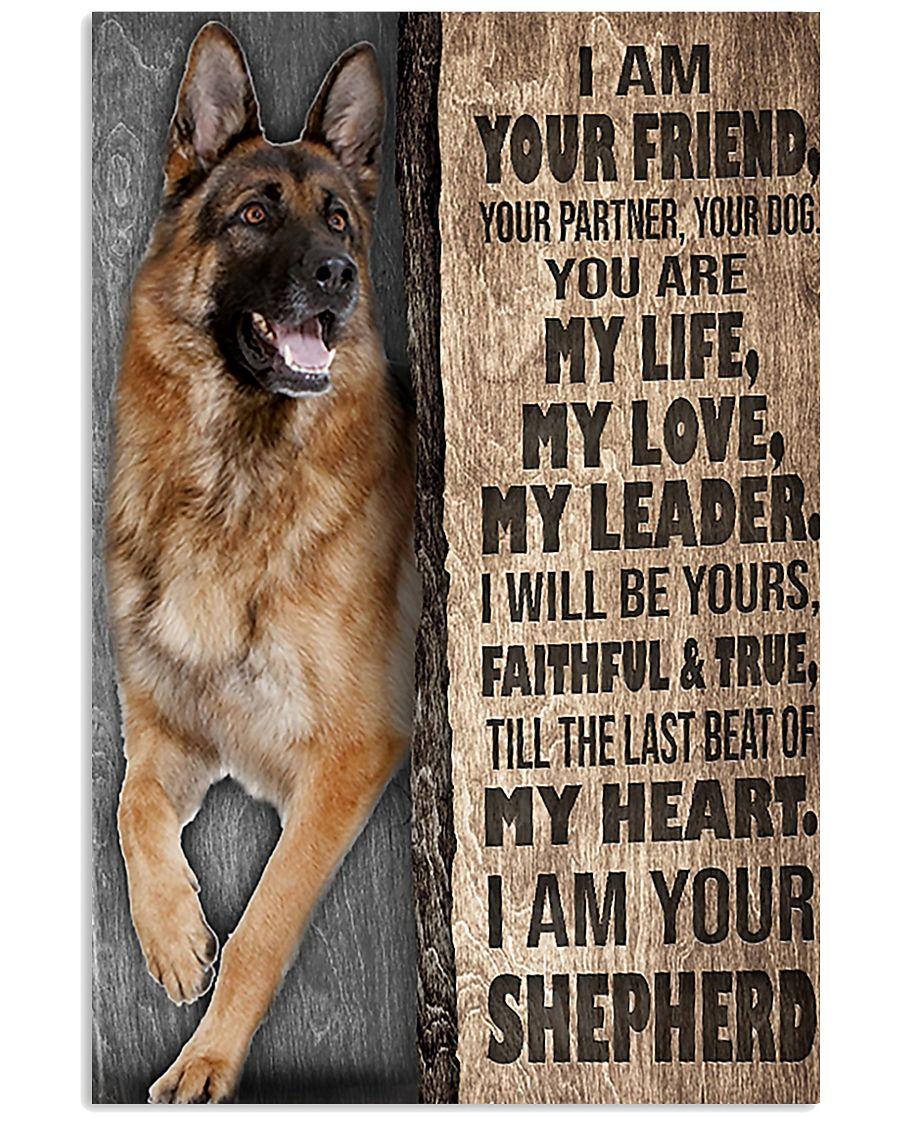 I'AM YOUR GERMAN SHEPHERD 11x17 Poster