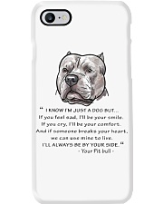 From - Your Pitbull - Phone Case thumbnail