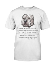 From - Your Pitbull - Classic T-Shirt thumbnail