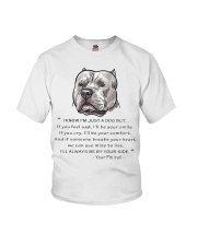 From - Your Pitbull - Youth T-Shirt thumbnail